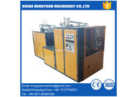 Hot Drink / Cold Drink Disposable Paper Cup Making Machine With Alarming System